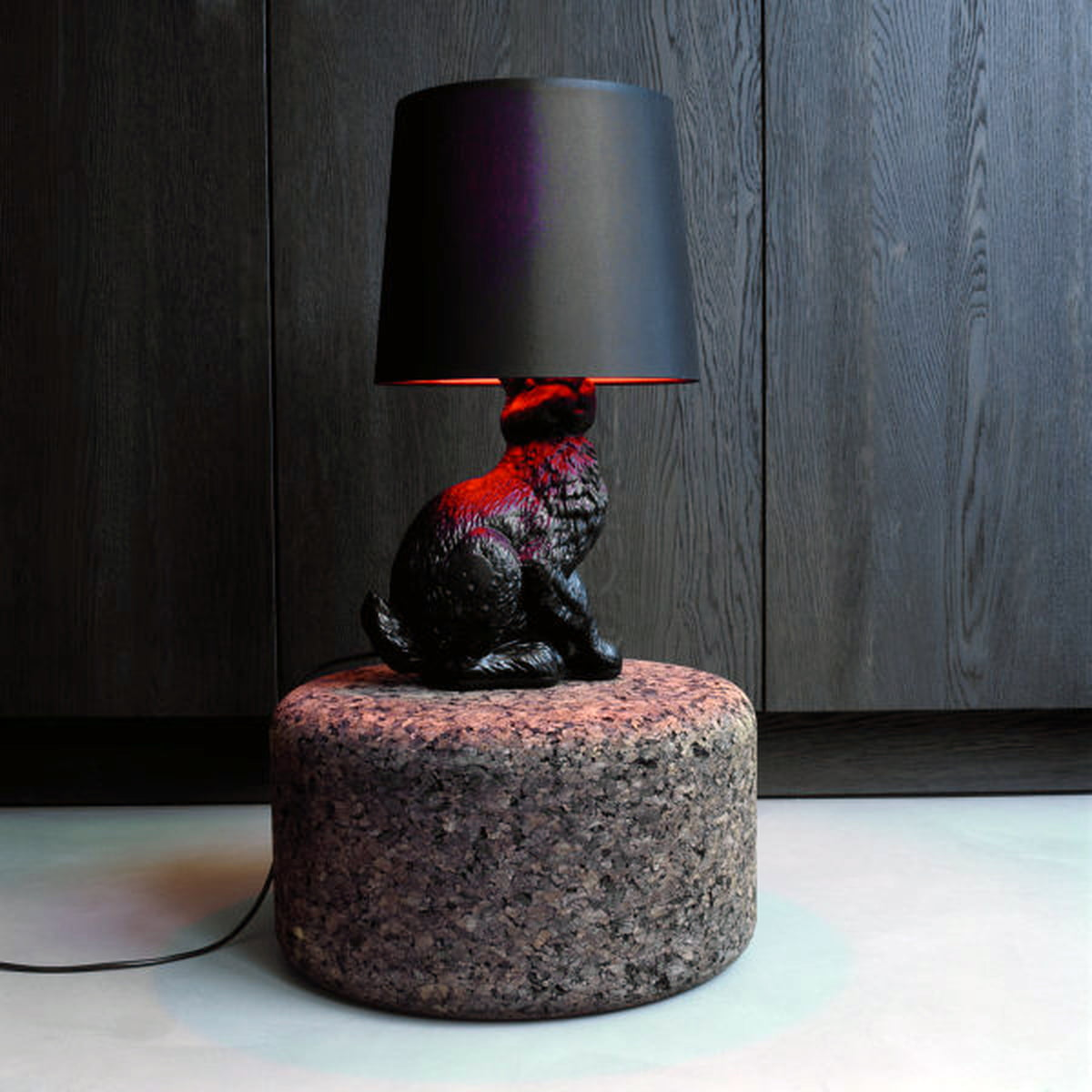 rabbit lamp moooi shop. Black Bedroom Furniture Sets. Home Design Ideas