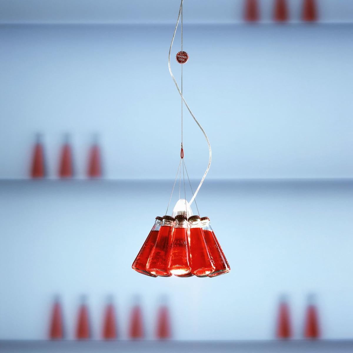 Campari Light By Ingo Maurer In The Shop
