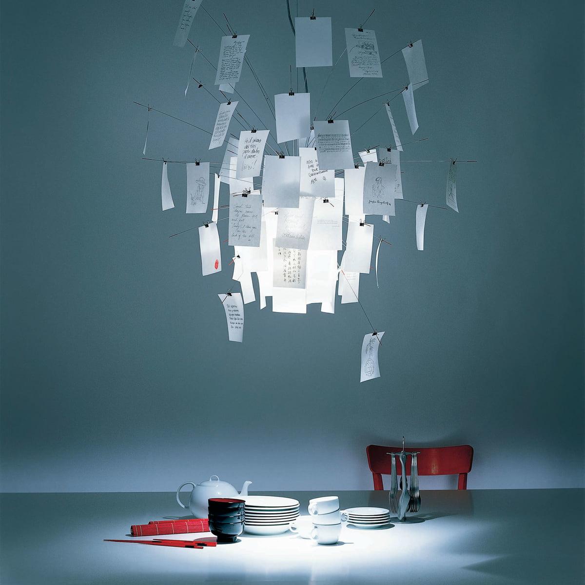 zettel 39 z 6 pendant lamp ingo maurer shop. Black Bedroom Furniture Sets. Home Design Ideas