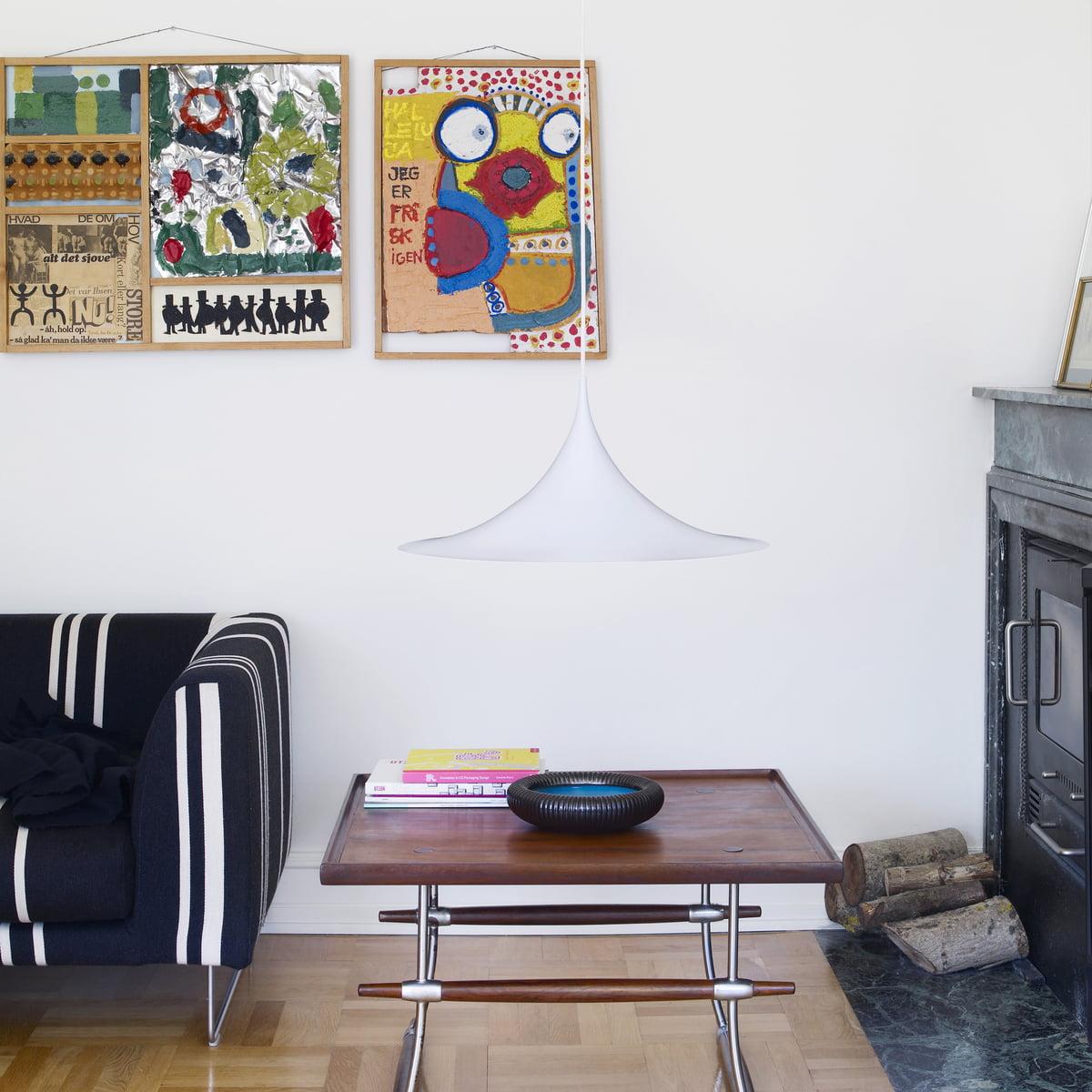 Gubi Semi pendant lamp in our Interior Design Shop
