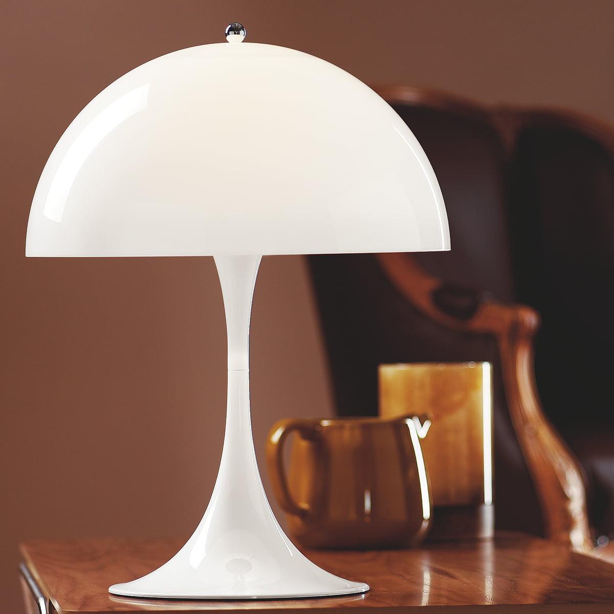 Panthella table lamp louis poulsen shop louis poulsen panthella table lamp mozeypictures Choice Image
