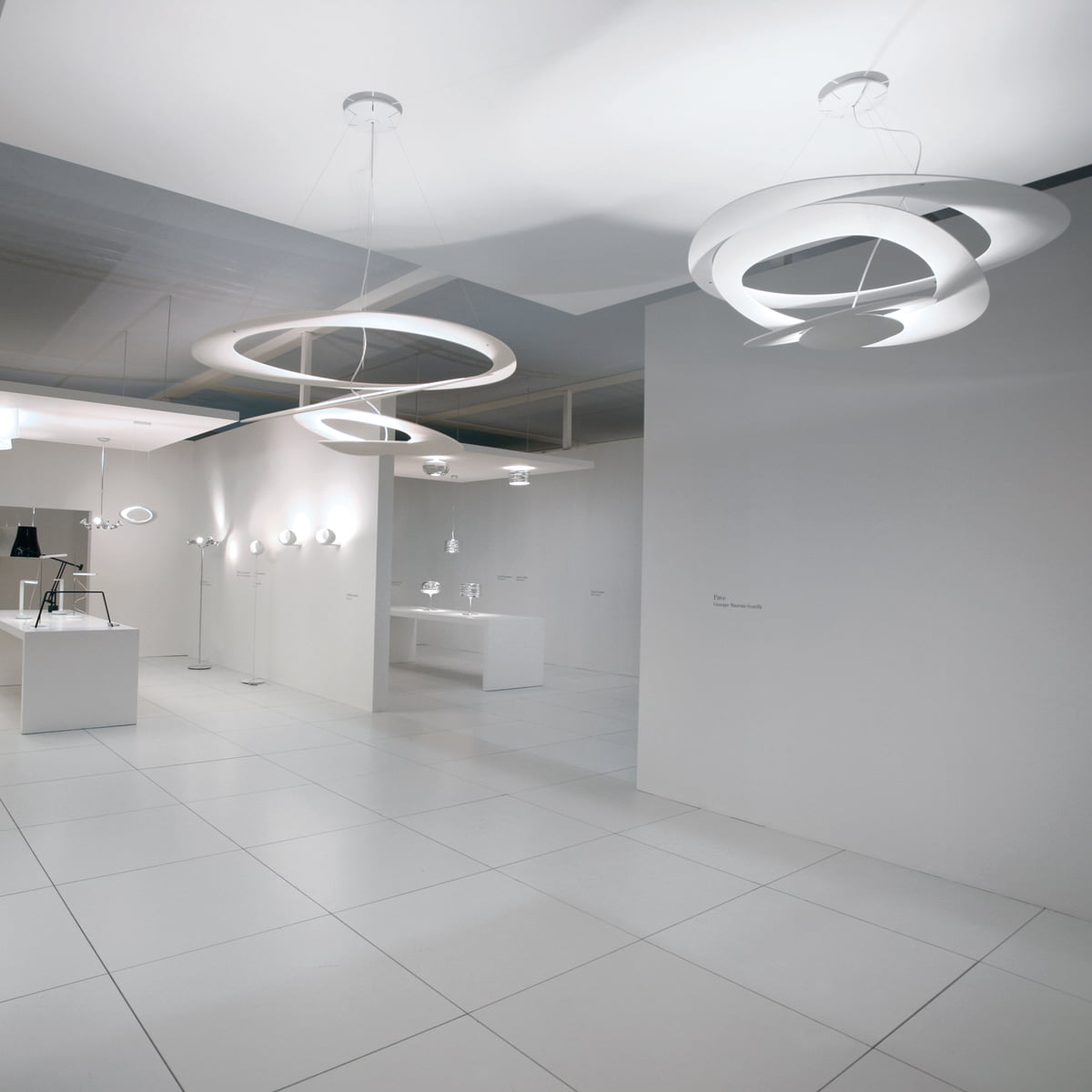 pirce sospensione pendant light by artemide online shop