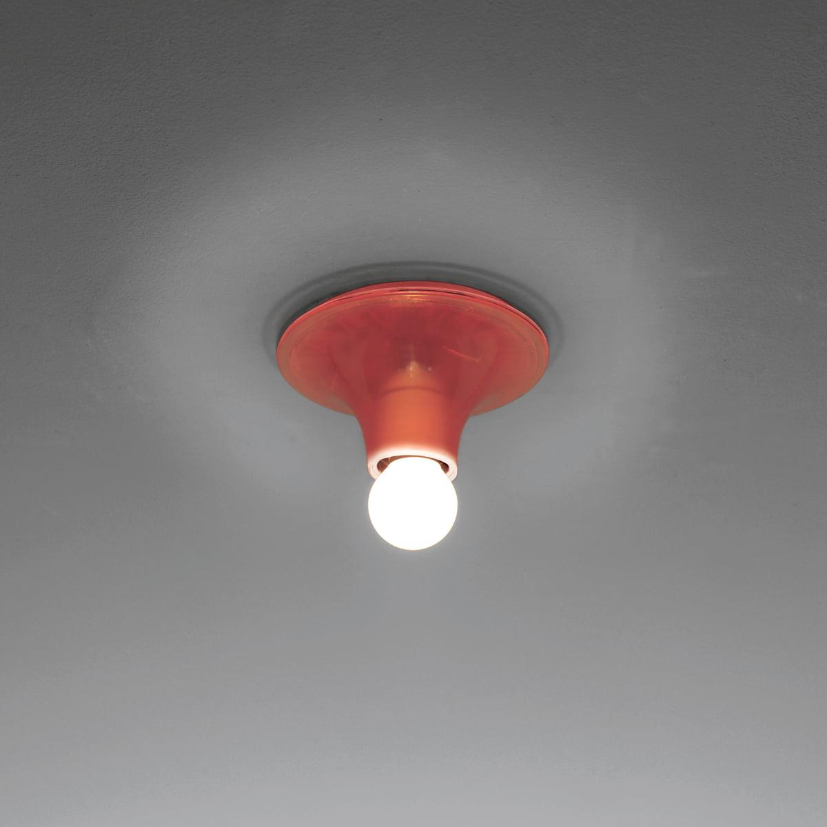 artemide ceiling lamp