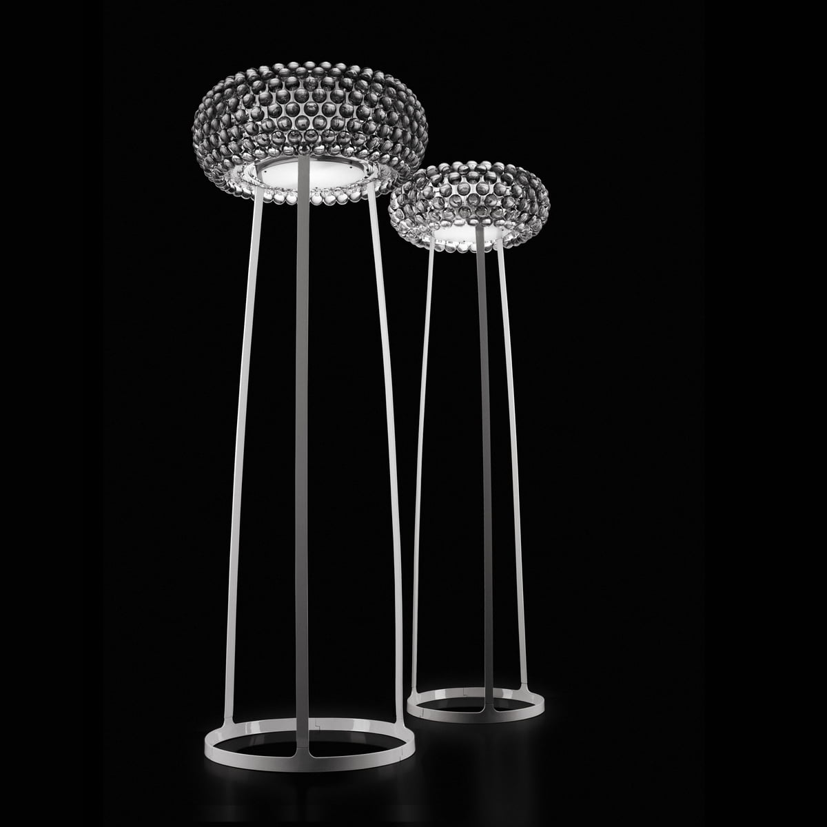 caboche floor lamp by foscarini. Black Bedroom Furniture Sets. Home Design Ideas