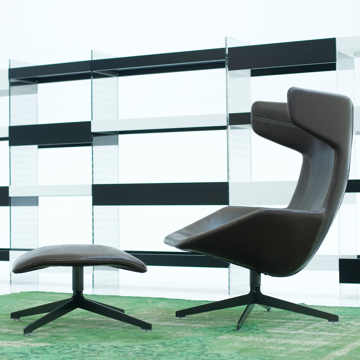 take a line for a walk by moroso in the shop. Black Bedroom Furniture Sets. Home Design Ideas
