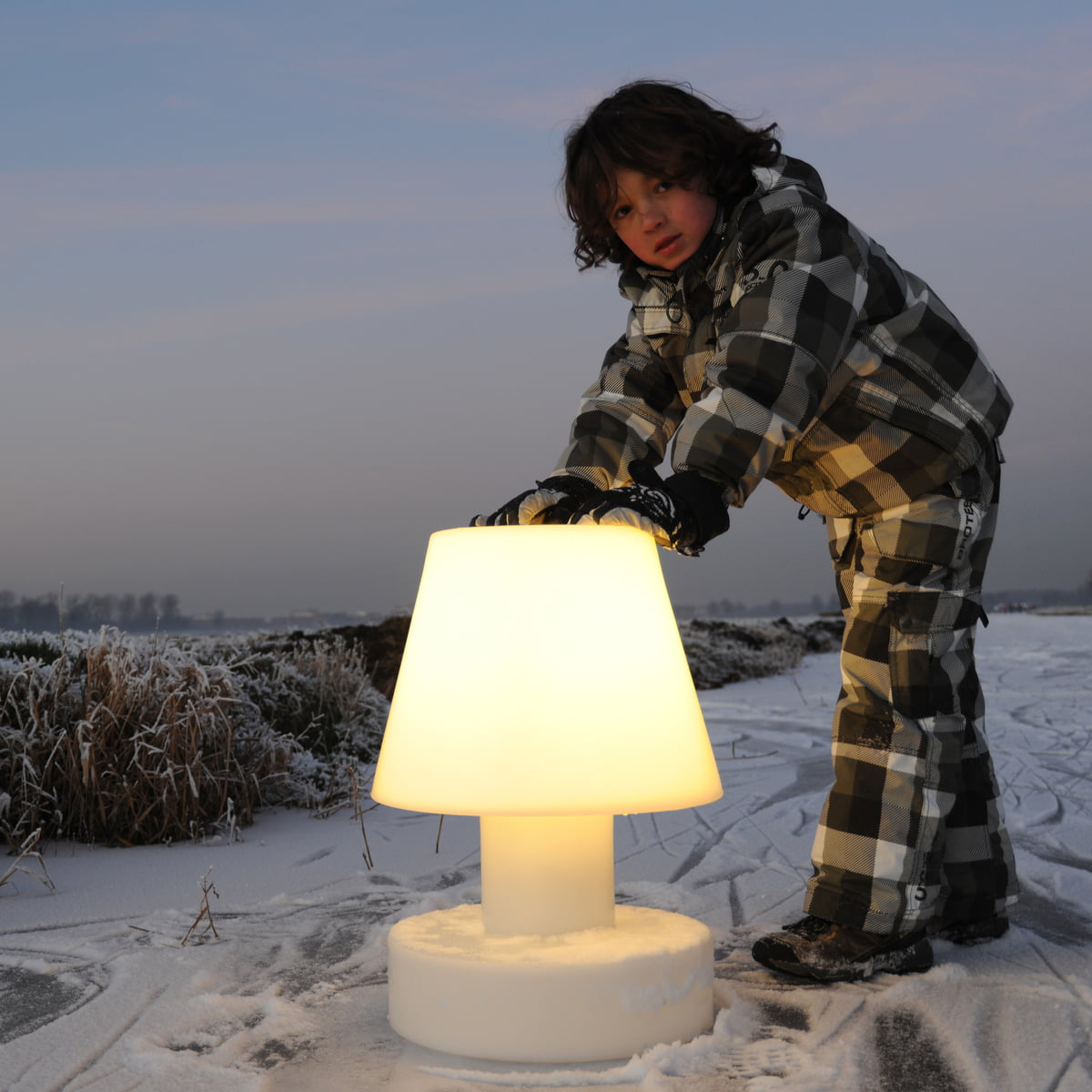 Portable Lamp Led By Bloom Online Shop Connox