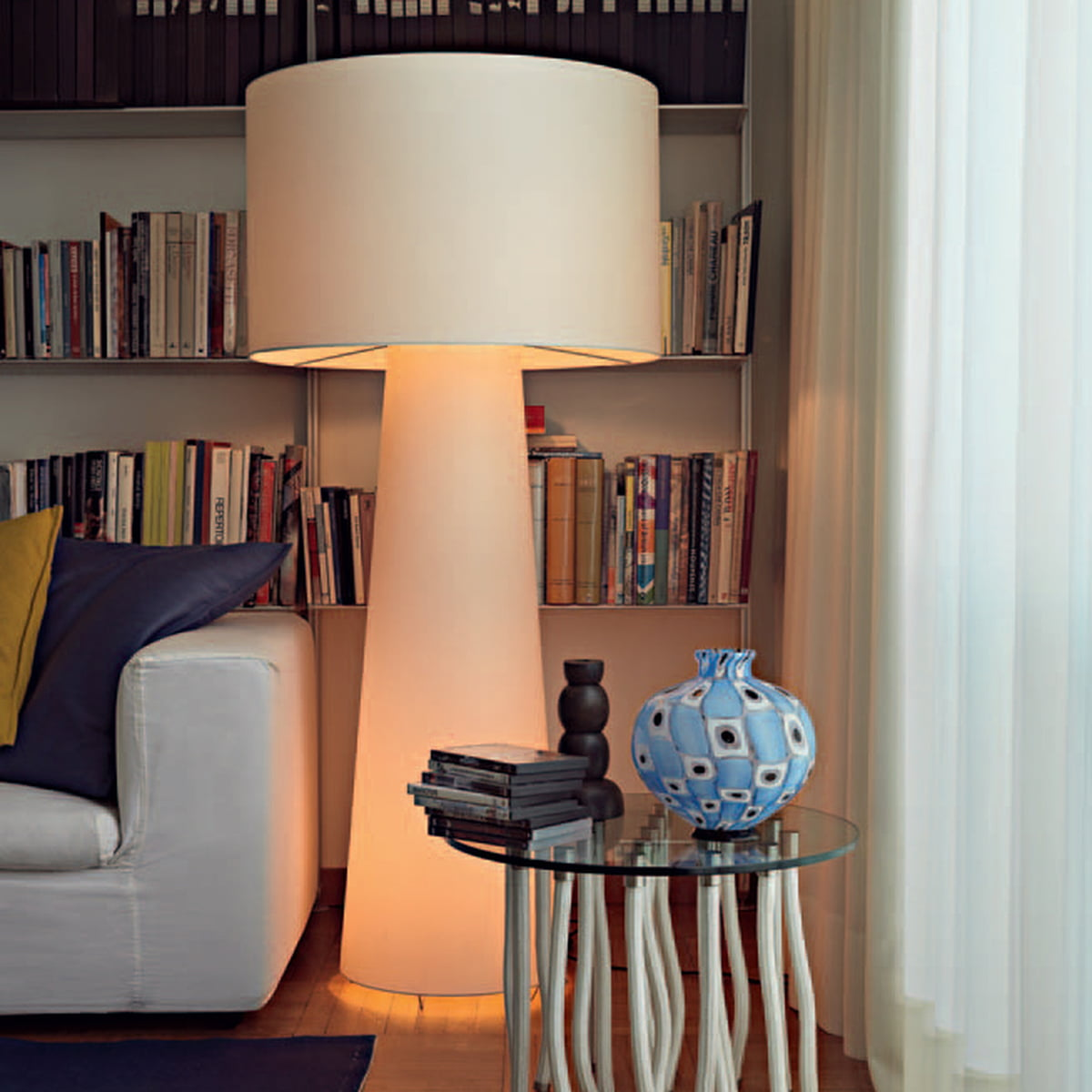 Floor Lamp PO/9815 by Cappellini in the Shop