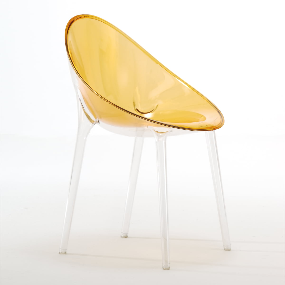 Kartell Mr Impossible Chair Crystal Clear