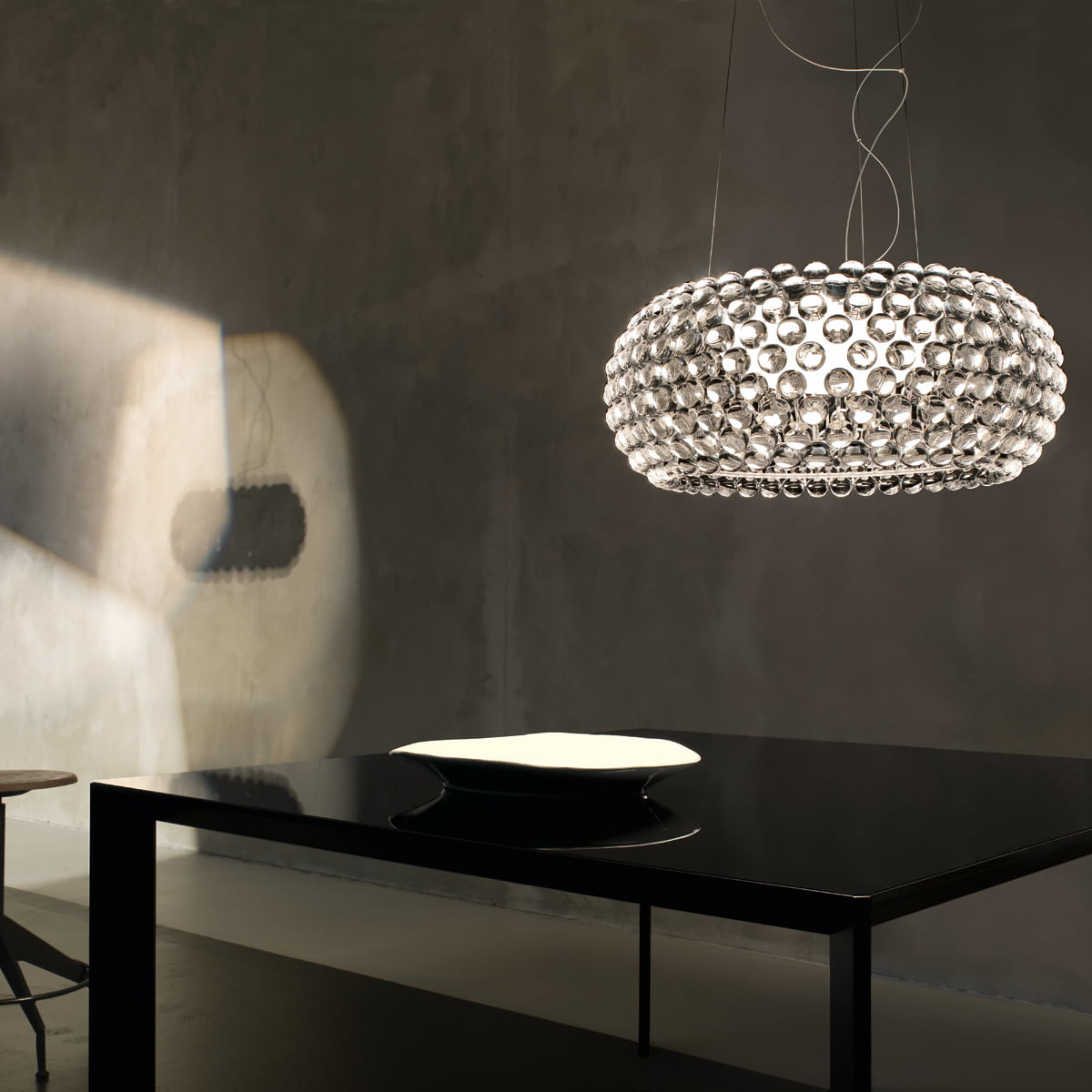 the foscarini caboche led pendant lamp. Black Bedroom Furniture Sets. Home Design Ideas