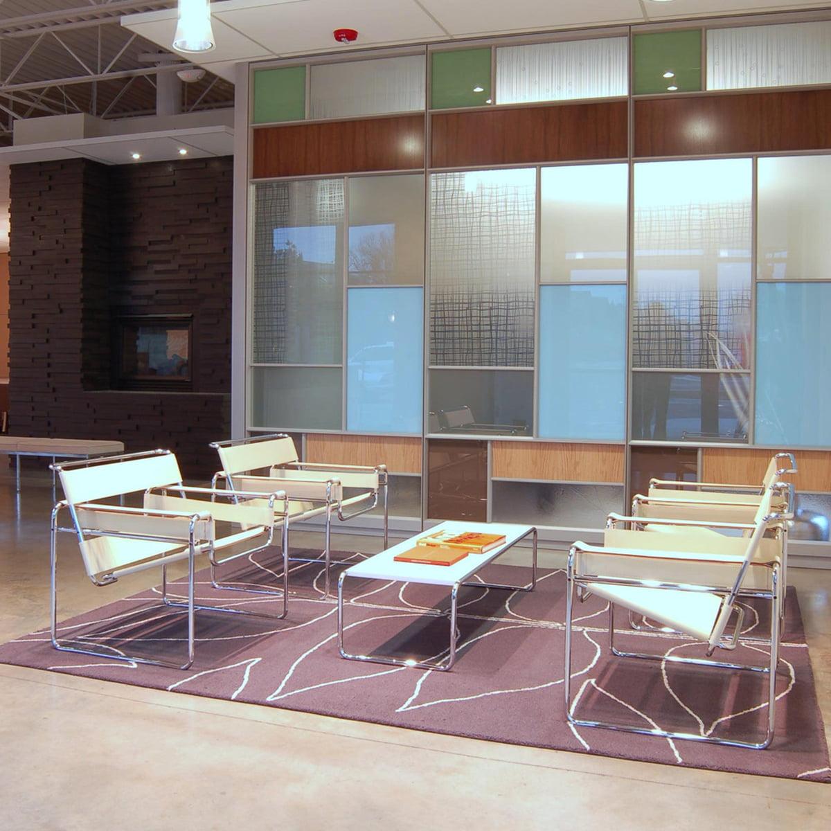 Laccio 2 Coffee Table Marcel Breuer Table