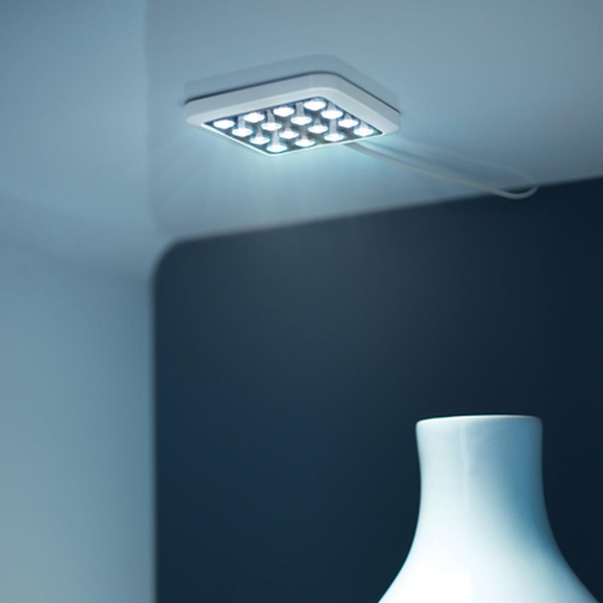qod led light squares osram shop. Black Bedroom Furniture Sets. Home Design Ideas