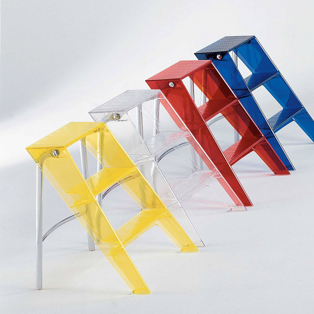 Upper Folding Ladder Kartell Shop