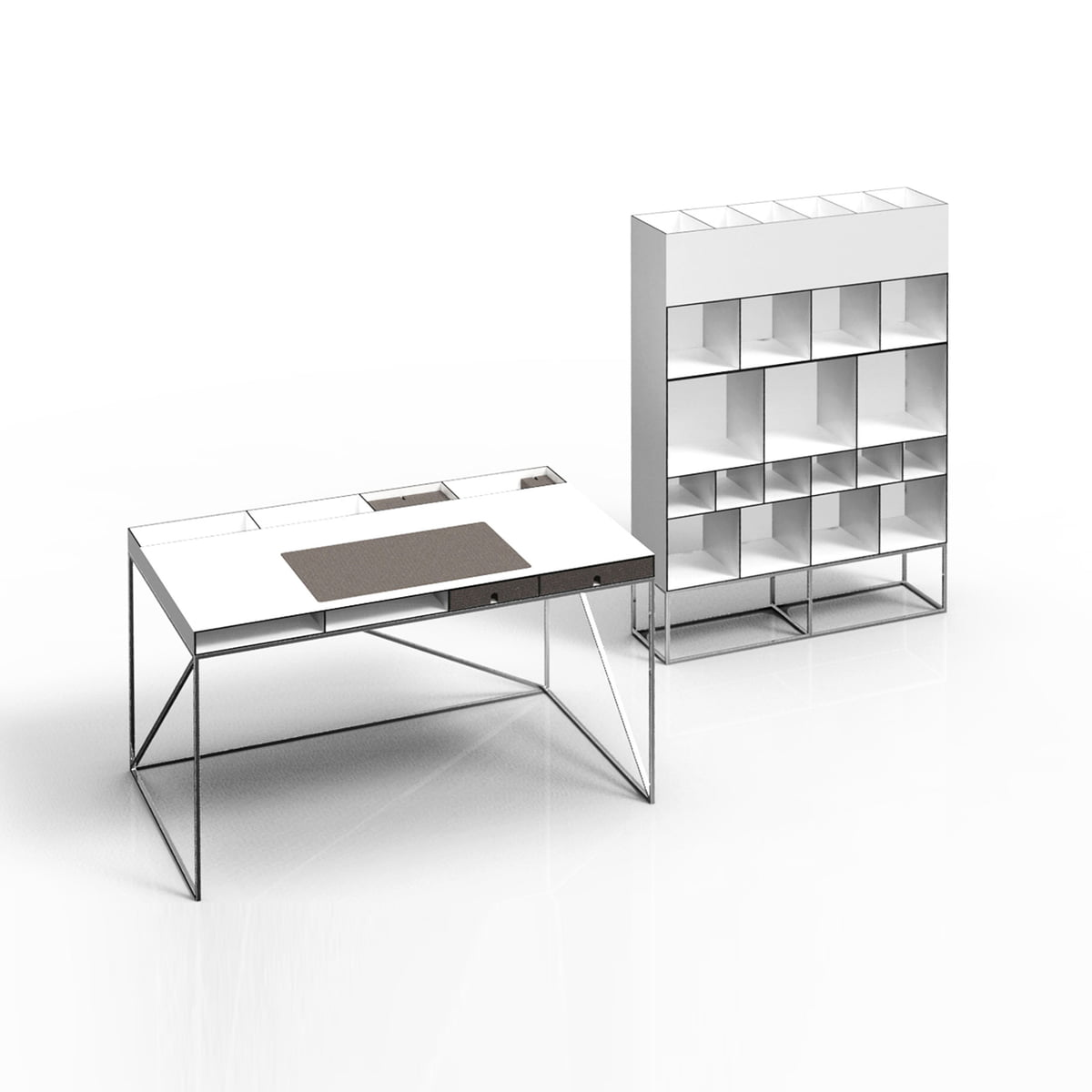 wogg 54 desk in the shop. Black Bedroom Furniture Sets. Home Design Ideas