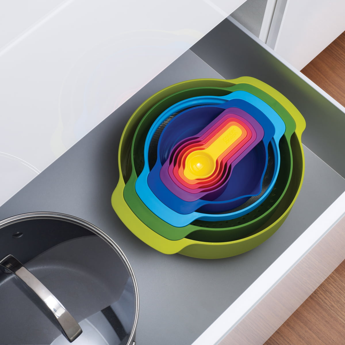 Nest 9 Plus Kitchen Set Joseph Joseph Shop