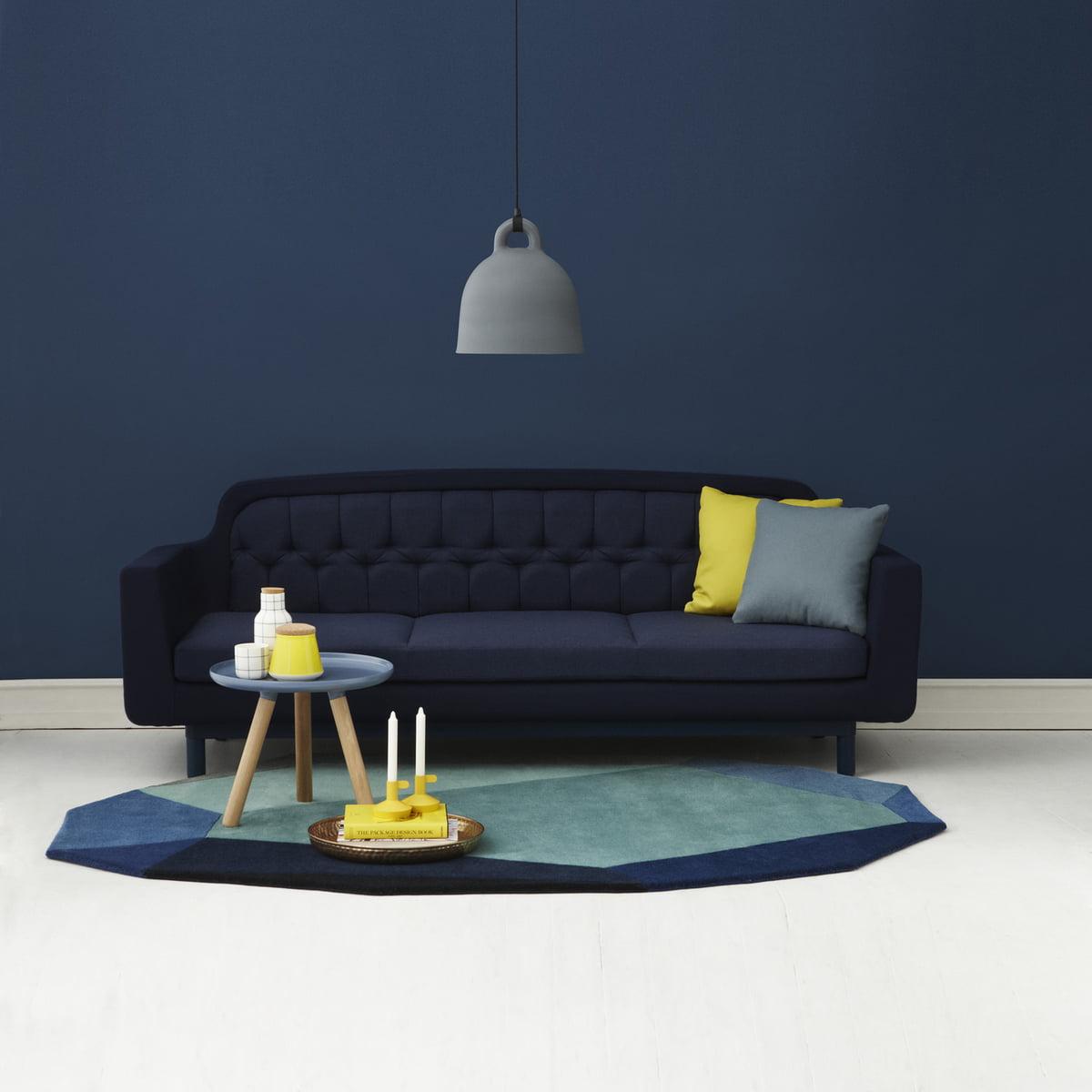 uncle sofa by normann copenhagen. Black Bedroom Furniture Sets. Home Design Ideas