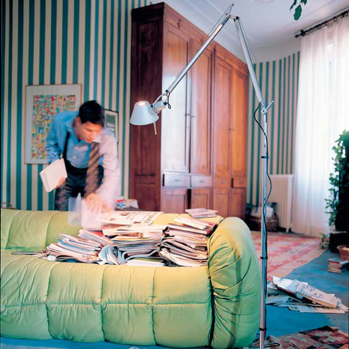 Tolomeo Terra Floor Lamp Artemide Shop