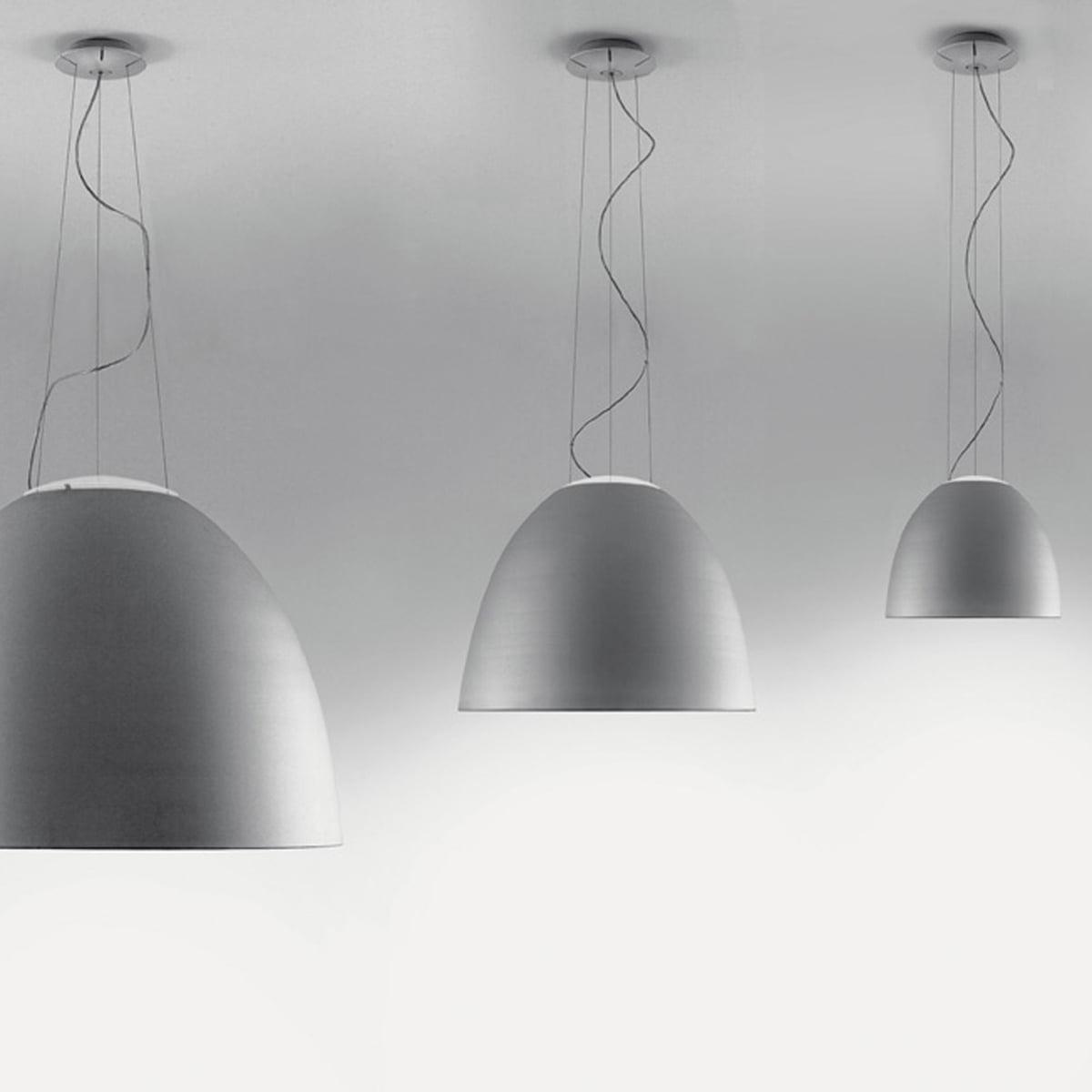 nur mini pendant lamp artemide shop