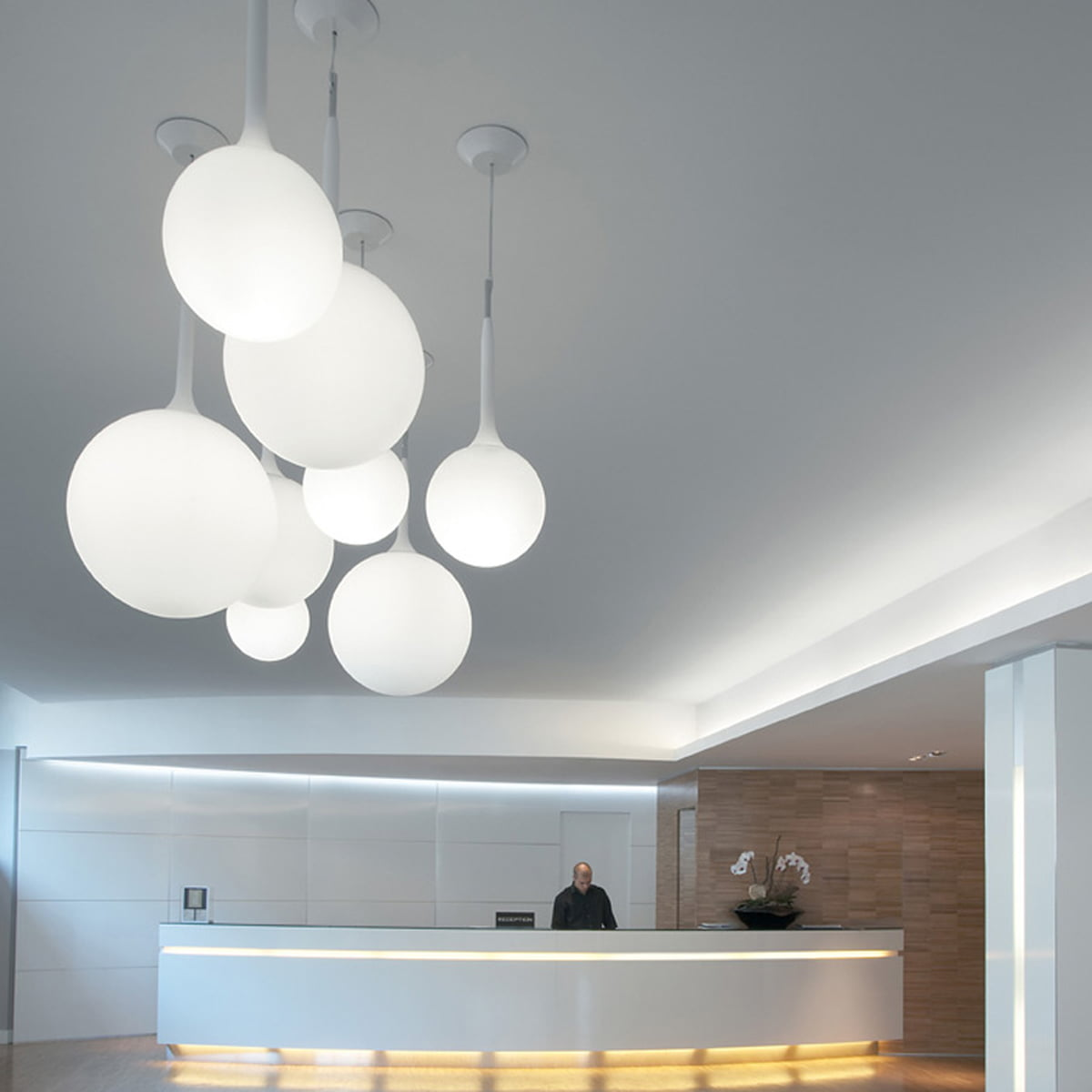 castore sospensione by artemide in our design shop