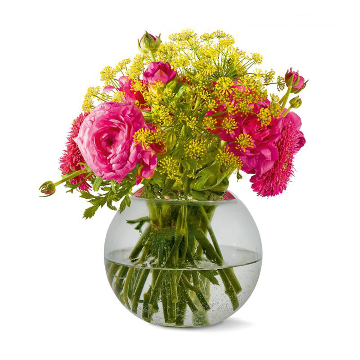 Great Philippi   Globo Change Vase, 15 Cm Diameter Photo