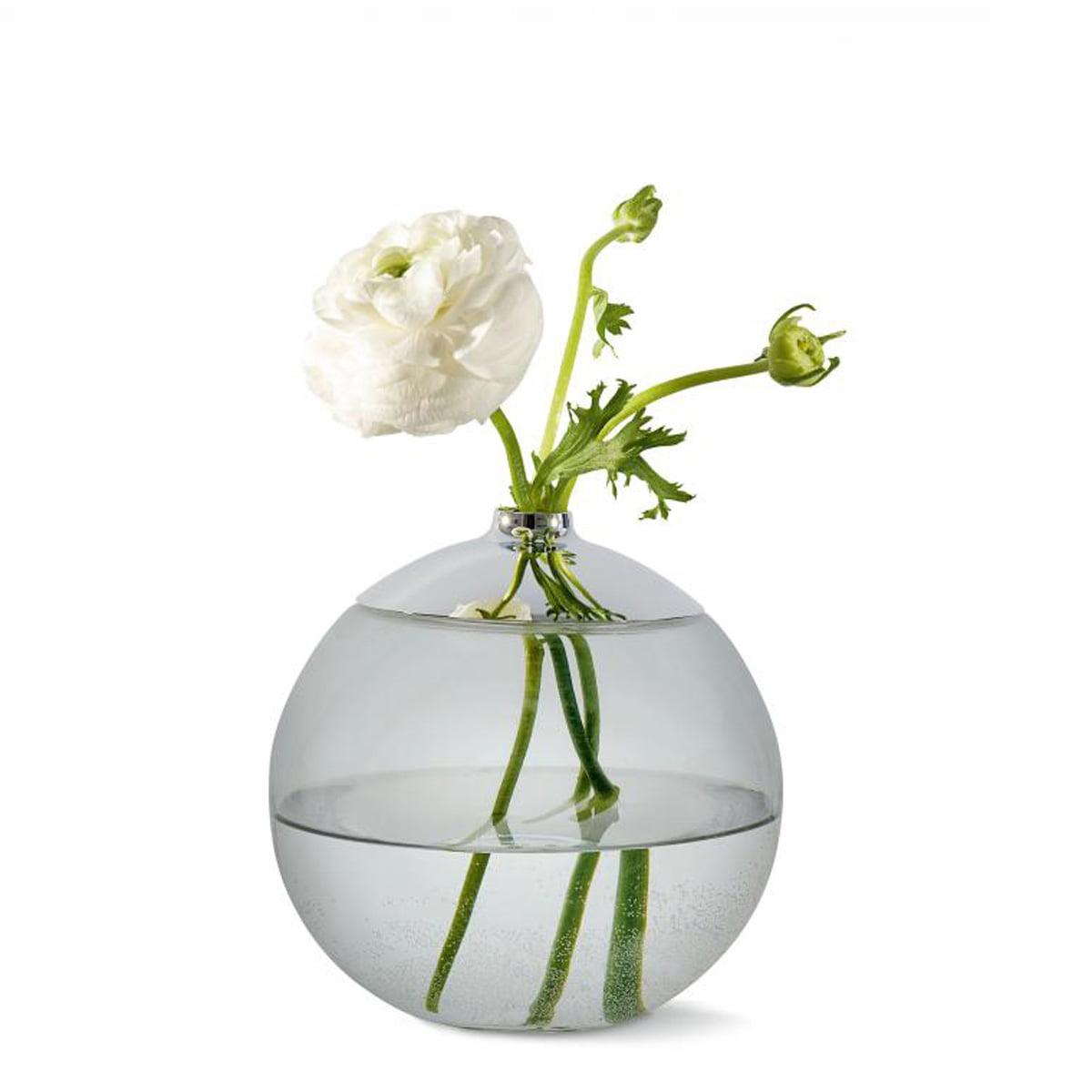 Philippi   Globo Change Vase, 15 Cm Diameter