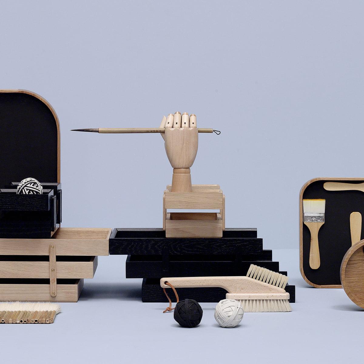 wooden hand by hay online shop connox. Black Bedroom Furniture Sets. Home Design Ideas
