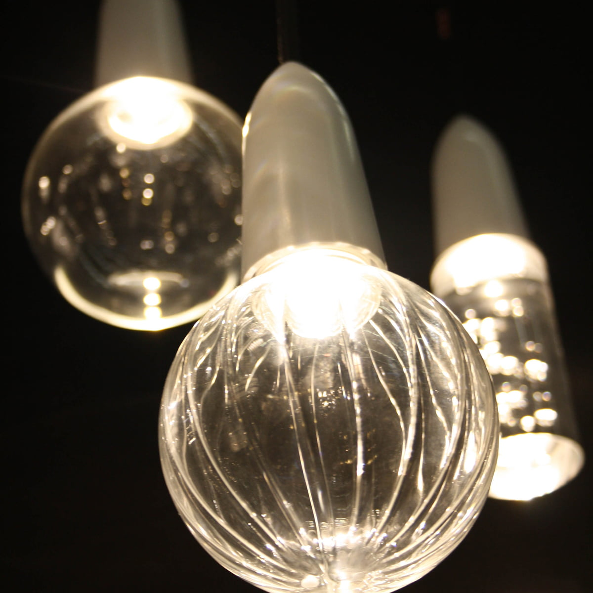 The Led Lamps Nud Collection In The Shop
