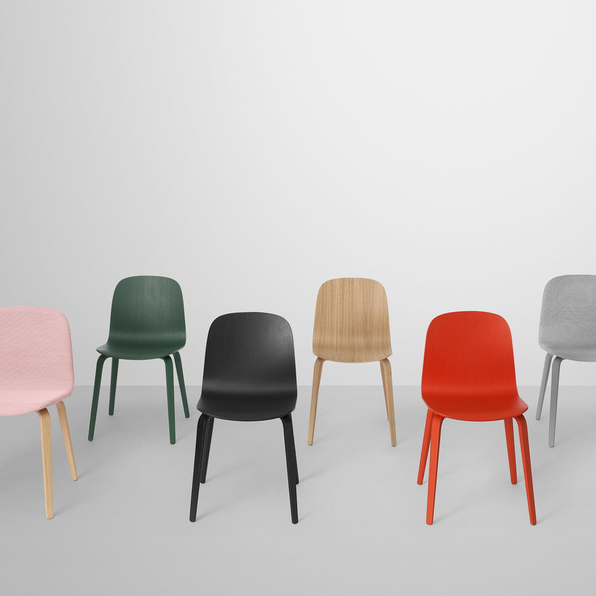 the visu chair by mika tolvanen for muuto