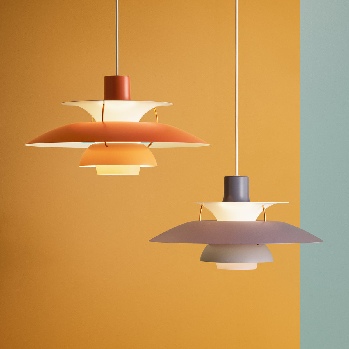 Hanging Lamp Philippines: PH 5 Pendant Light By Louis Poulsen