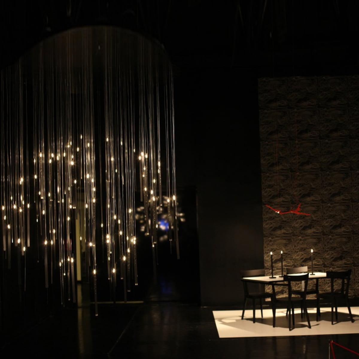my new flame led by ingo maurer. Black Bedroom Furniture Sets. Home Design Ideas