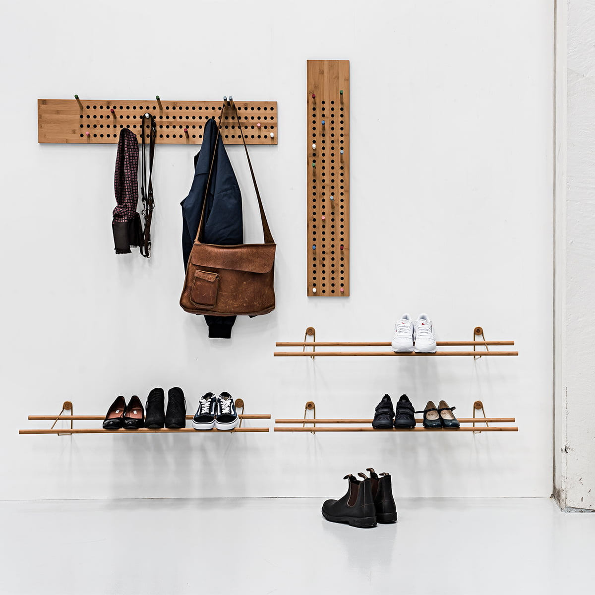 Buy the Shoe Rack by We Do Wood | Connox shop