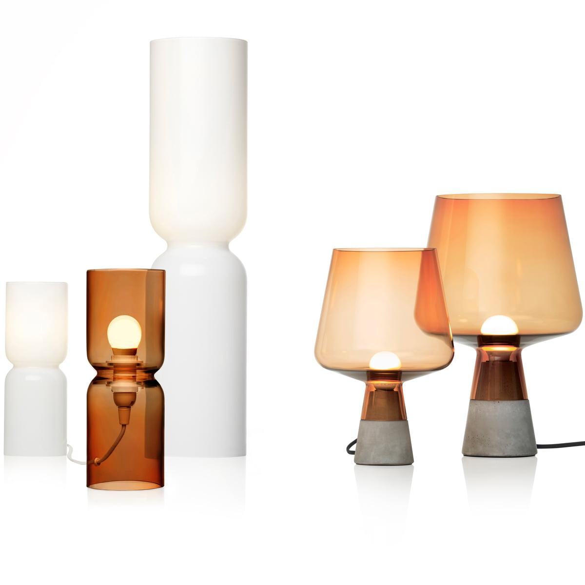 The iittala leimu lamp in the design shop for Connox com