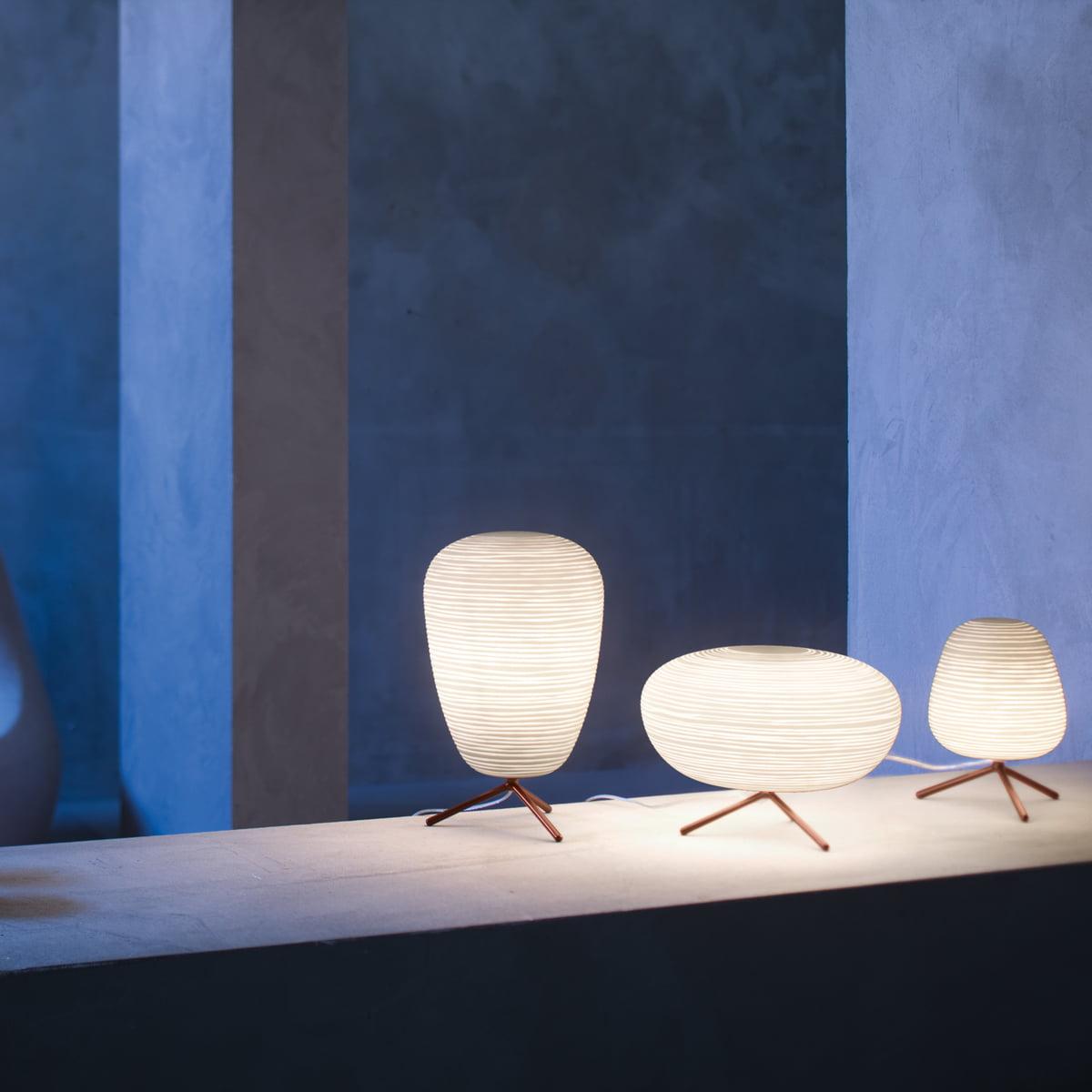Rituals 3 Foscarini.Foscarini Rituals 3 Table Lamp On Off