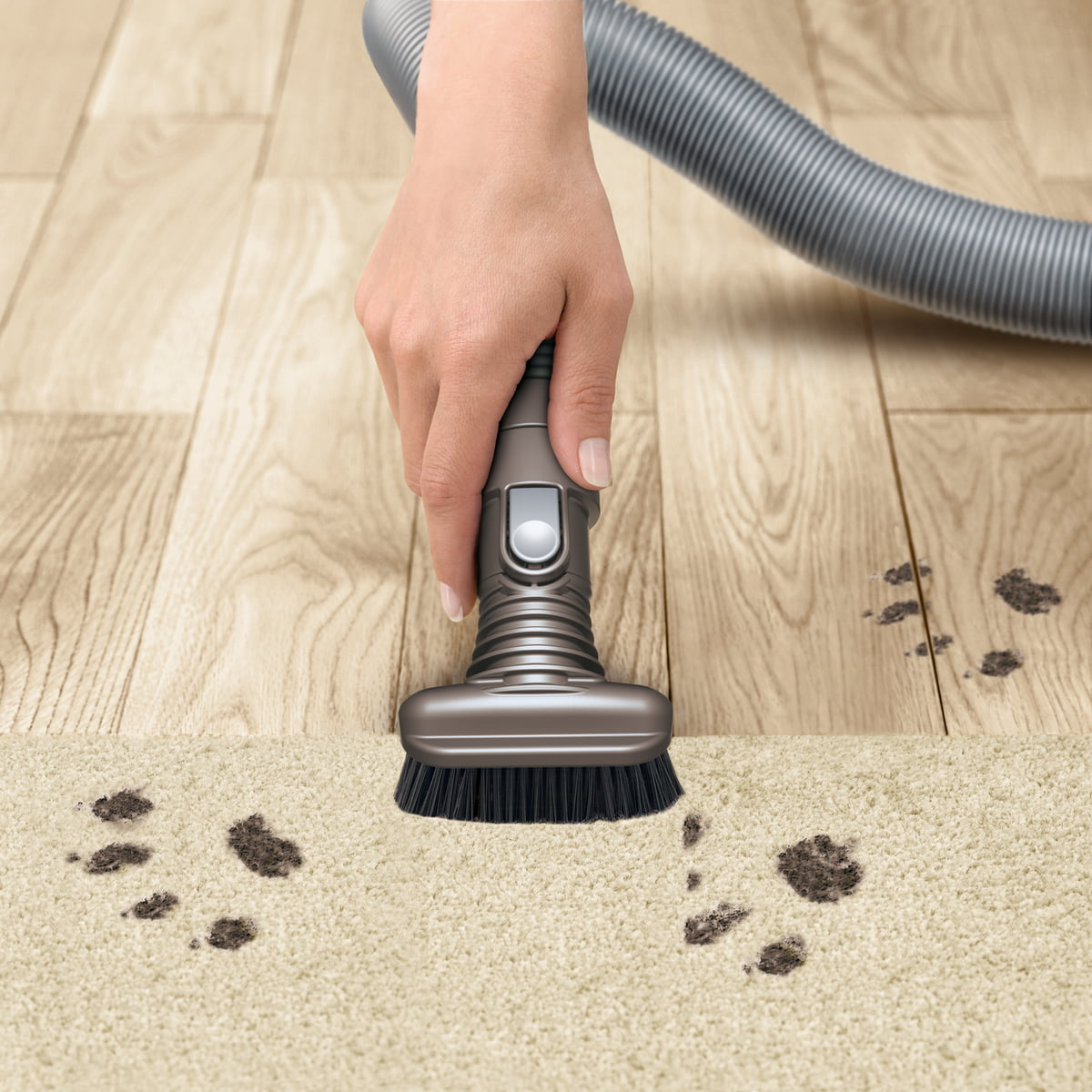 Dc52 vacuum cleaner by dyson connox shop dyson extra hard brush in use doublecrazyfo Gallery