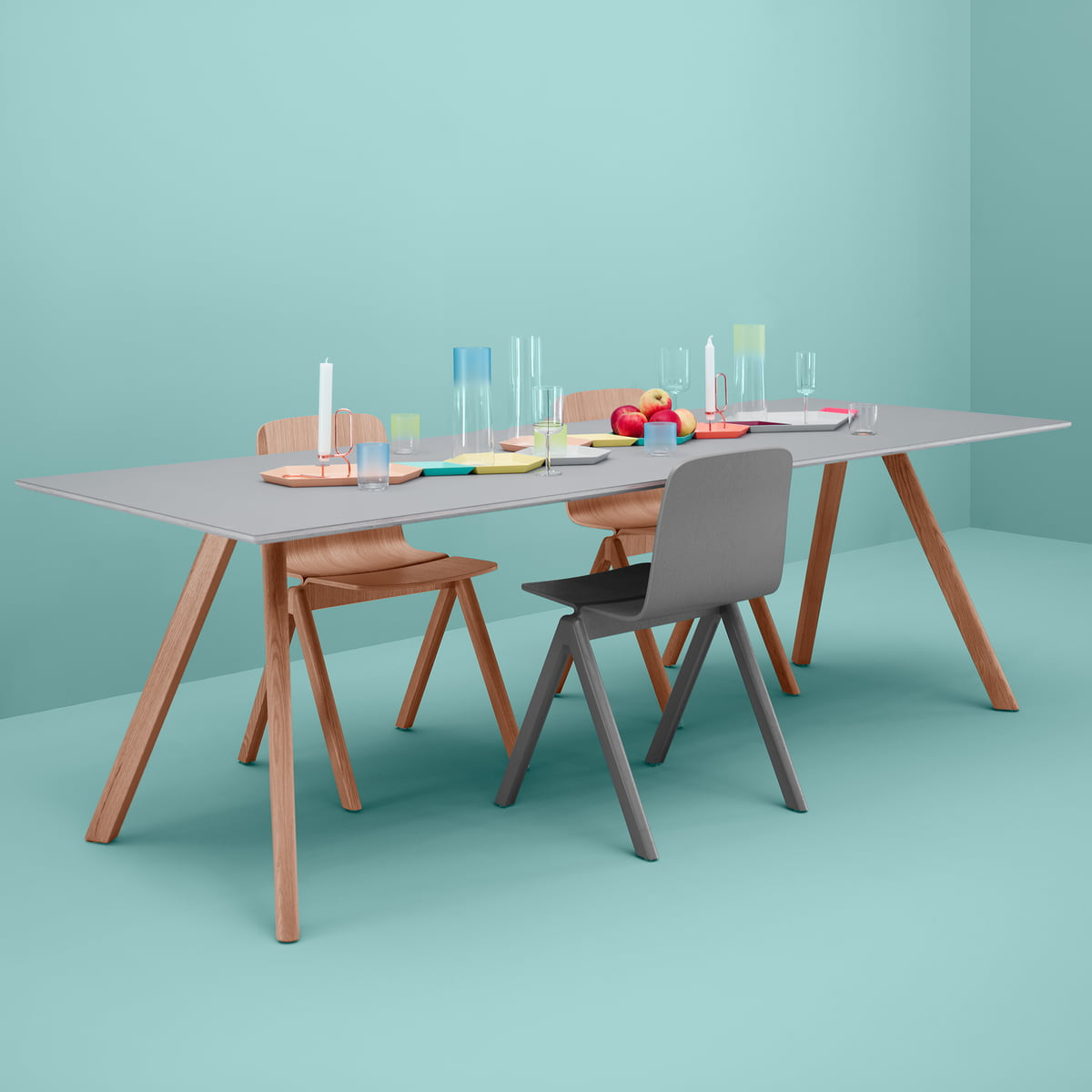 The Copenhague CPH30 Dining Table by Hay