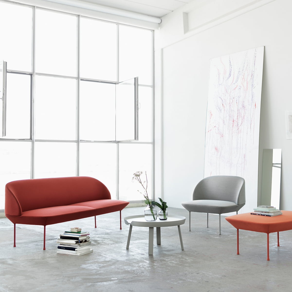 Ekstra The Oslo Sofa by Muuto in the shop GD-38