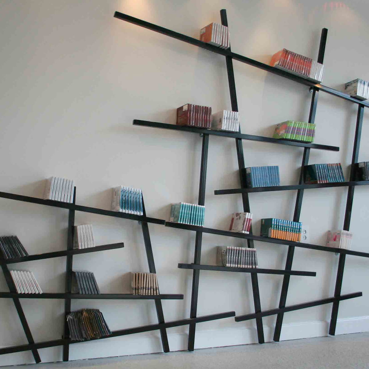 edition compagnie mikado bookshelf - Funky Bookshelves