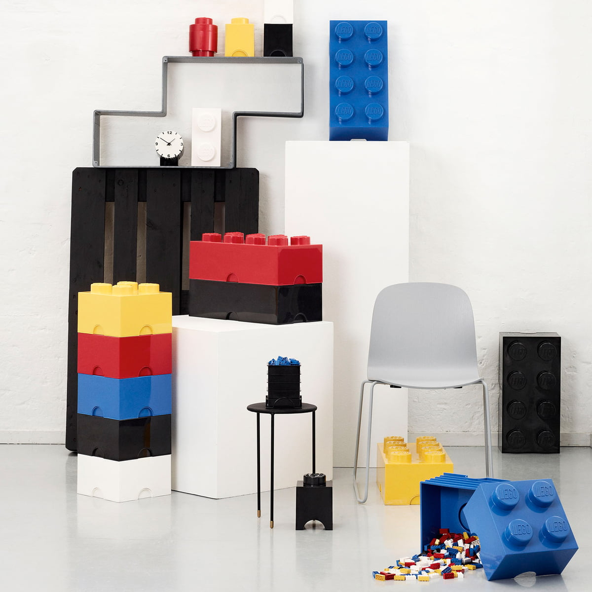 Storage Brick 8 by Lego in the home design shop