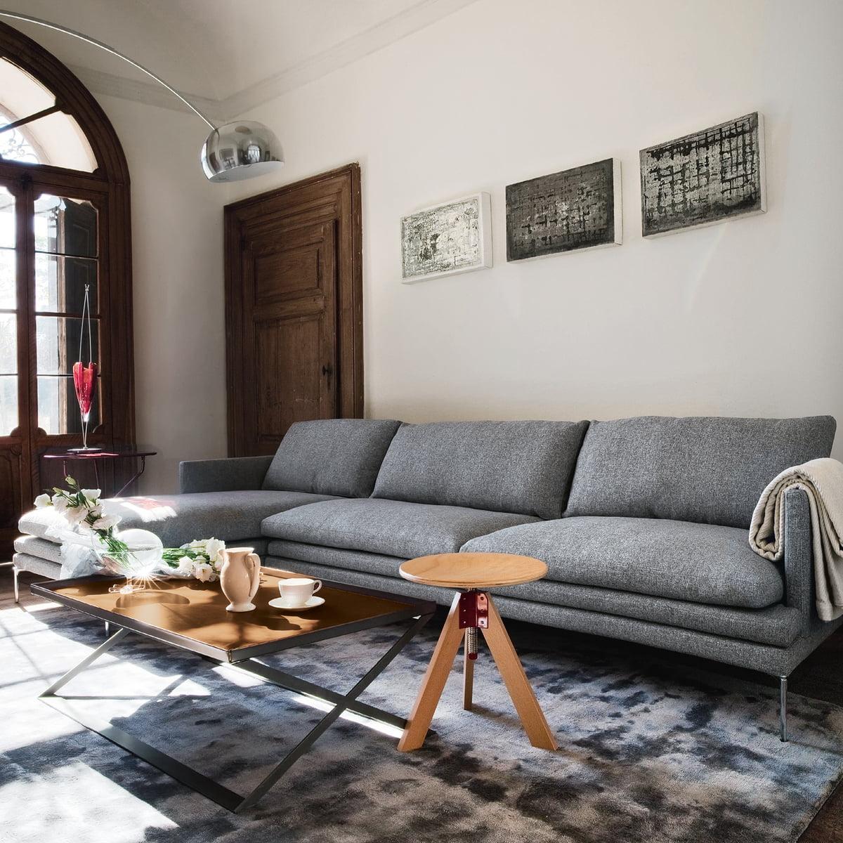 The William Sofa By Zanotta In The Shop