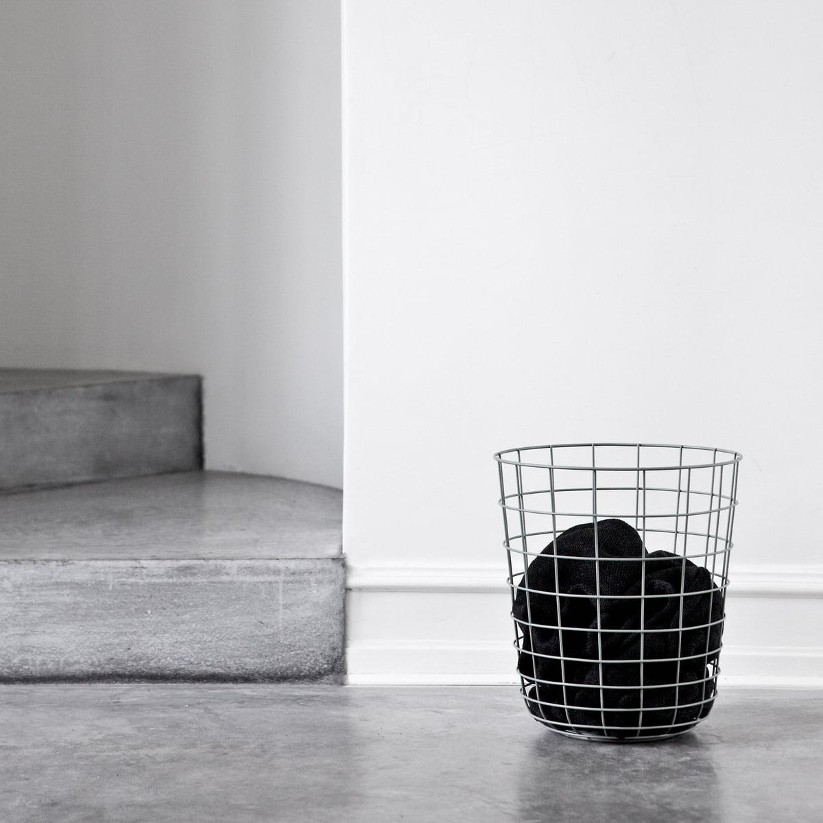 Wire Bin - Menu | Connox Online Shop
