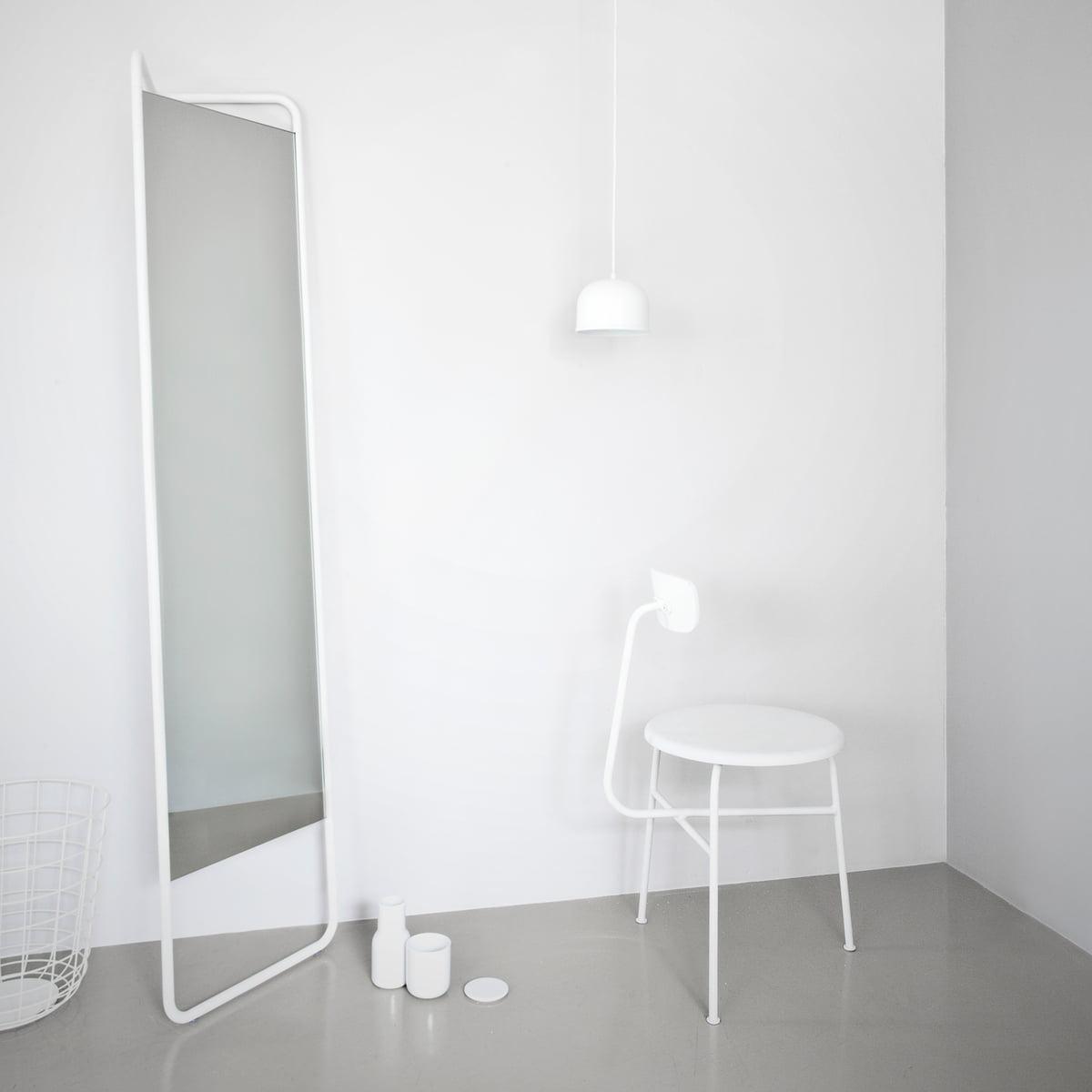 The Kaschkasch mirror by Menu in the shop
