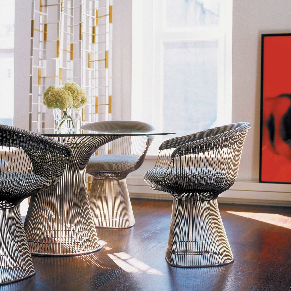 Knoll   Platner Arm Chair