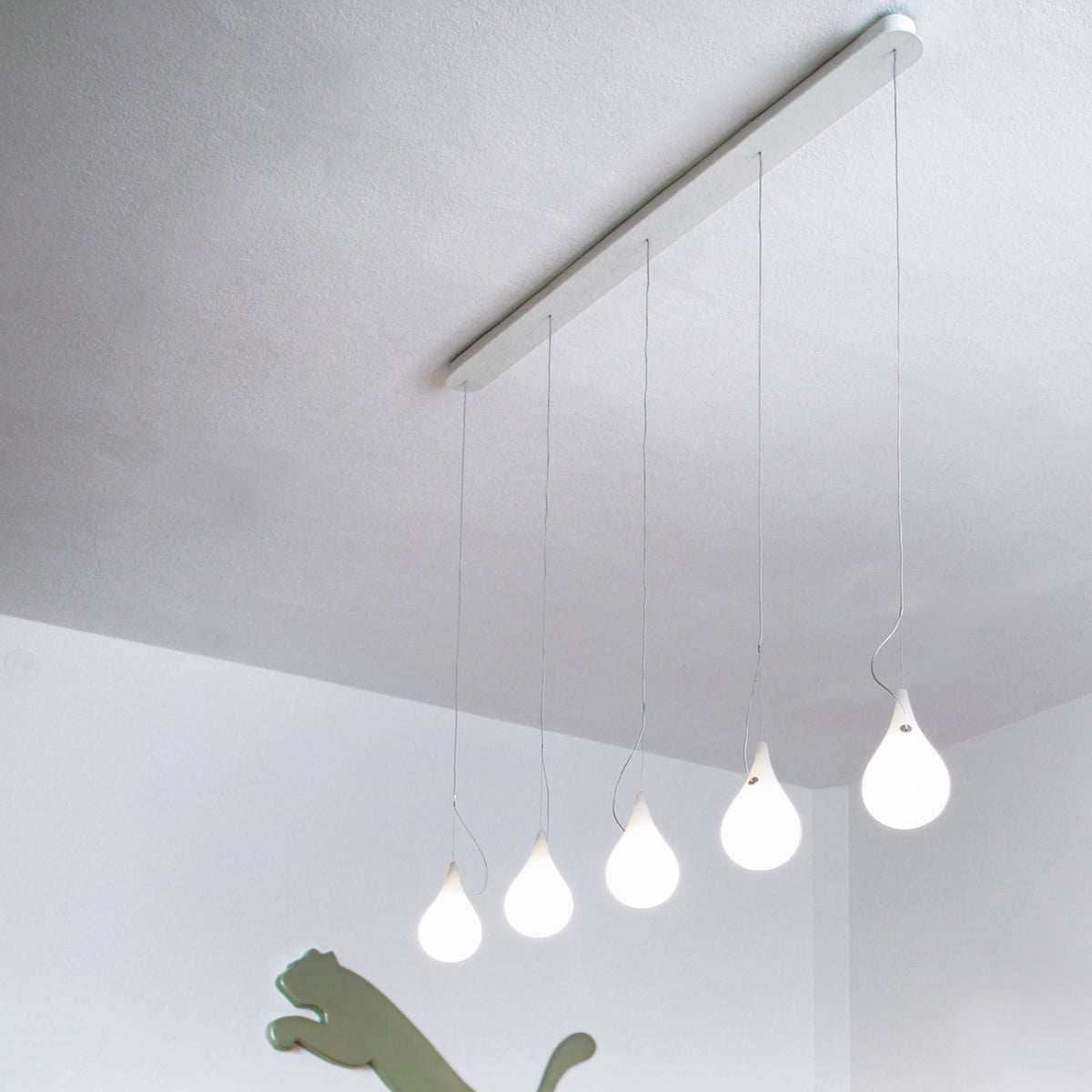 The drop2xs led pendant lamp by next home next home drop2xs led pendant lamp long 5er aloadofball Choice Image