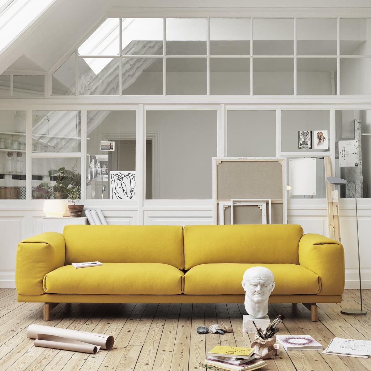 Rest Sofa 2-seater   Muuto   Connox Shop