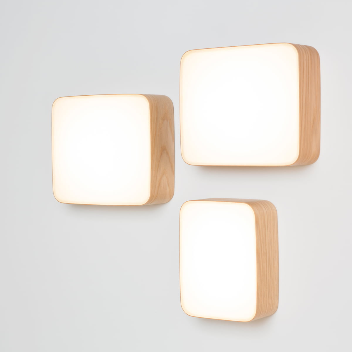 Cube wall lamp by tunto in our shop cube wall lights by tunto in s m and l aloadofball Image collections