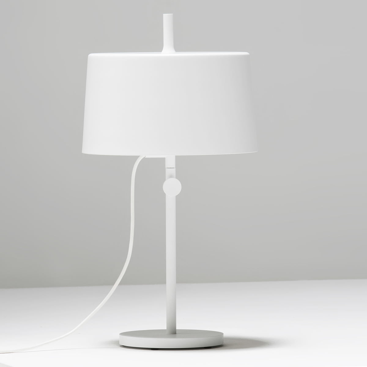 Wästberg   Nendo Table Lamp Cylinder W132t2, White