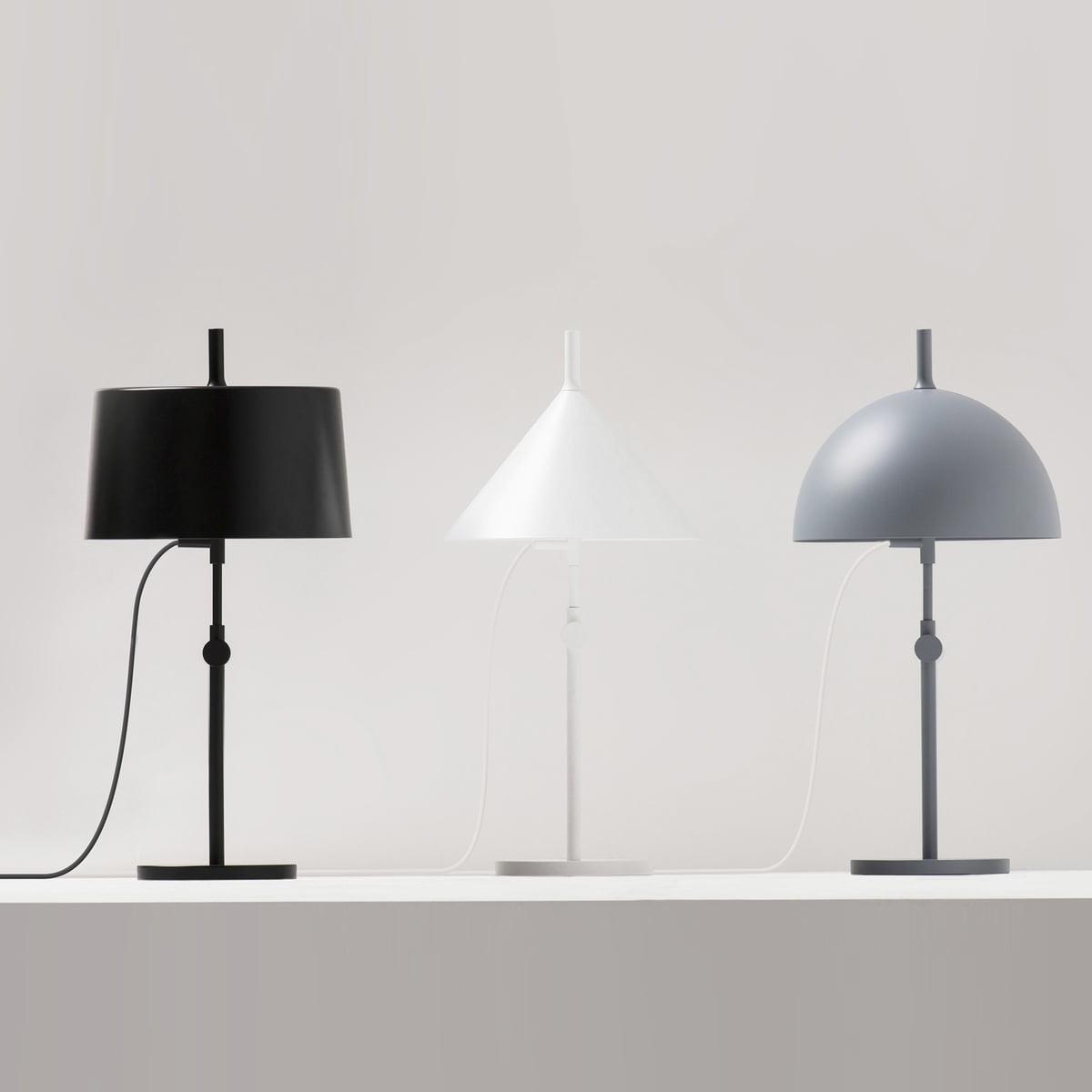 Amazing Wästberg   Nendo Table Lamps W132, Trio