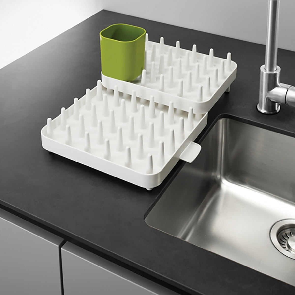 Connect Dish Drainer By Joseph Joseph