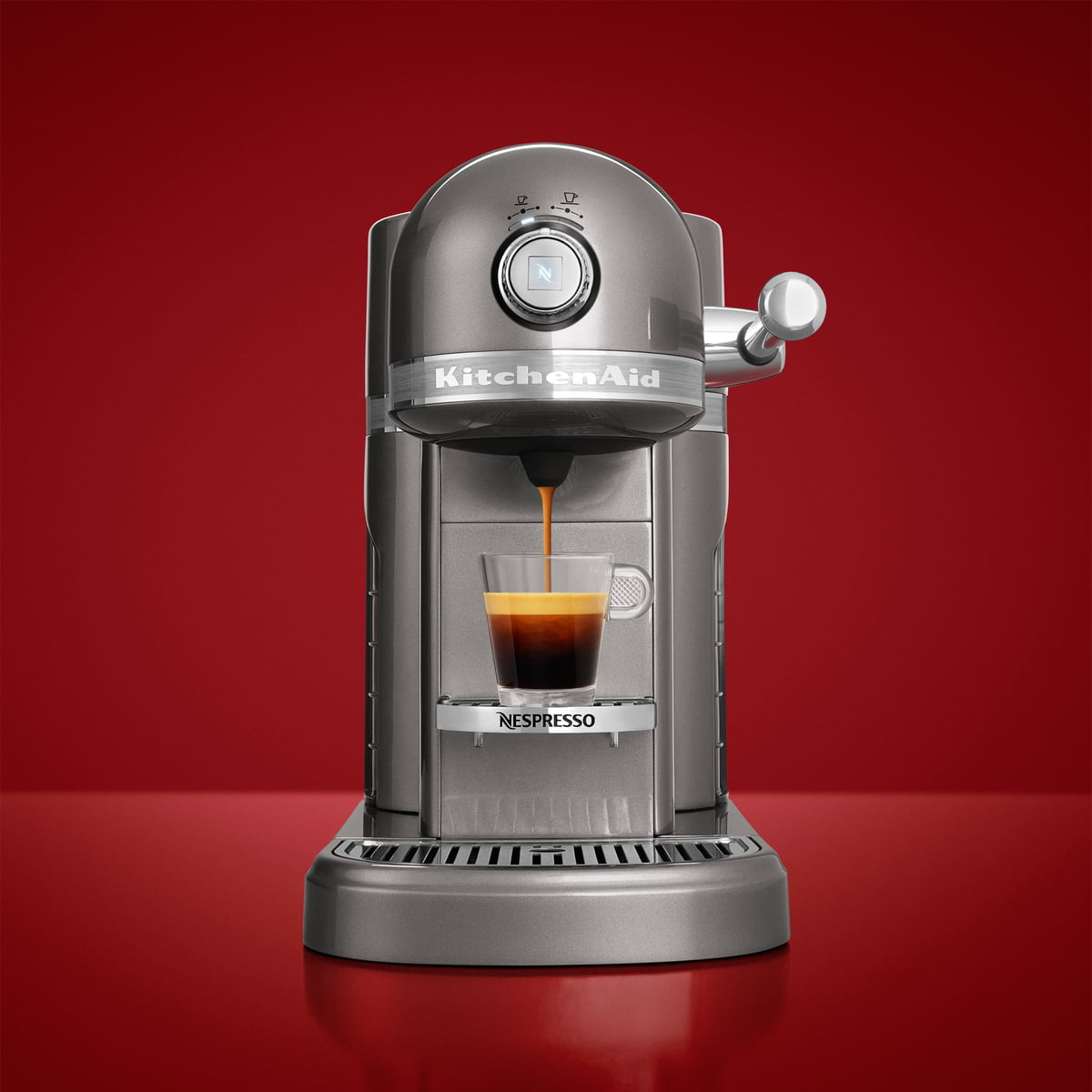 The Artisan Nespresso By Kitchenaid In The Shop