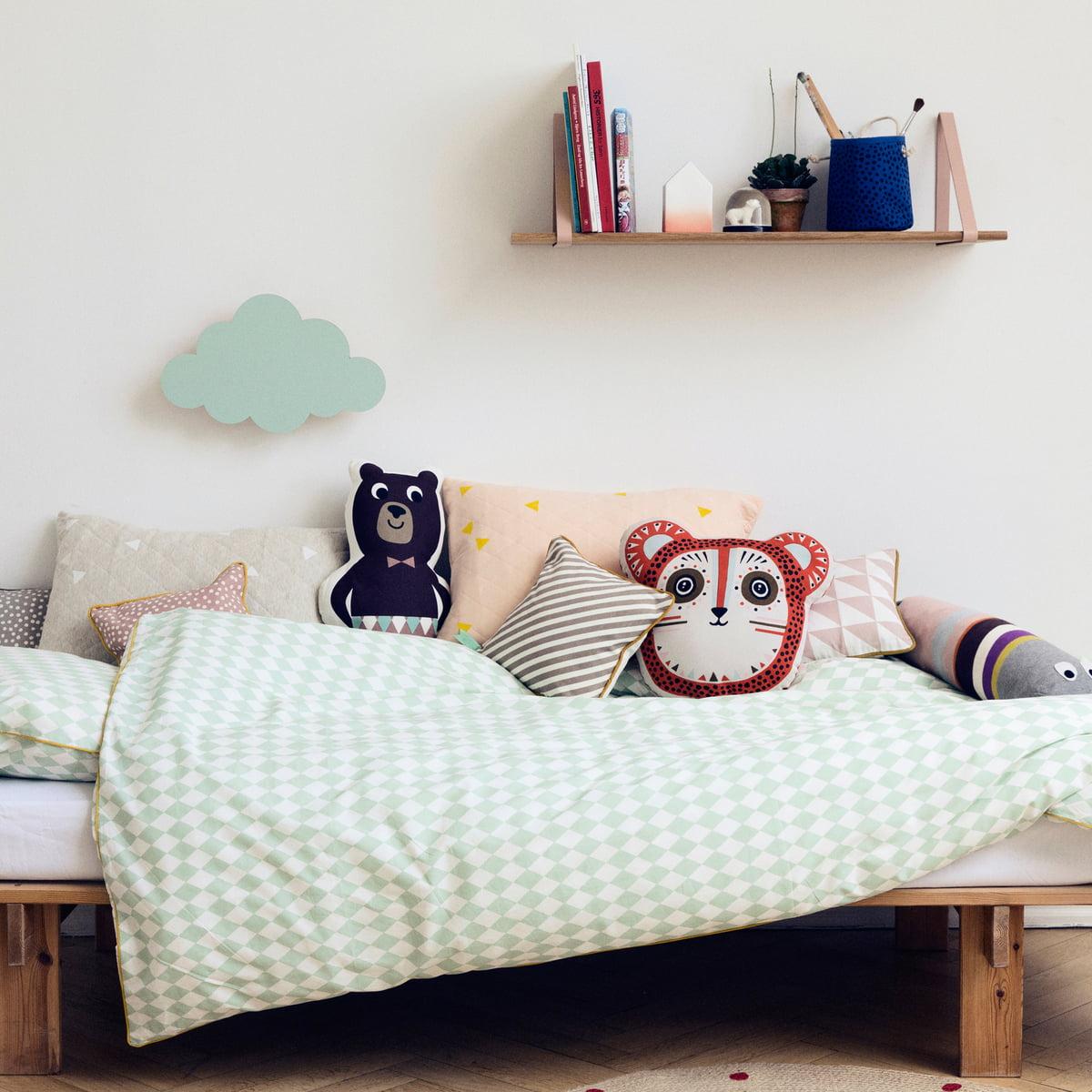 shelf hangers by ferm living. Black Bedroom Furniture Sets. Home Design Ideas