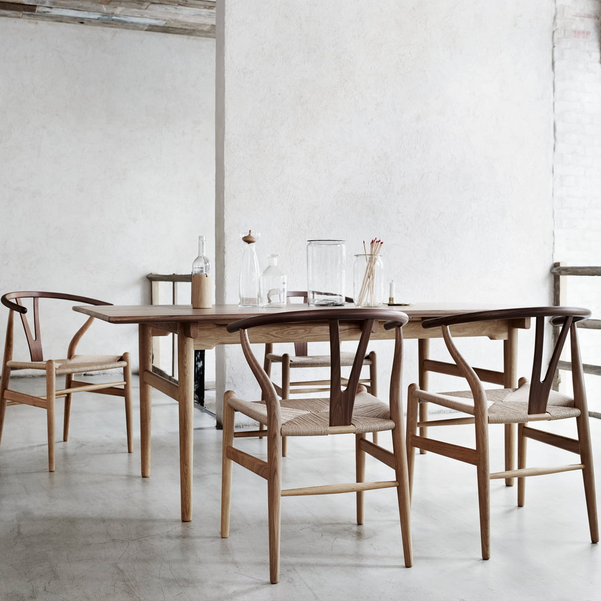 Carl Hansen Ch24 Wishbone Chair Connox